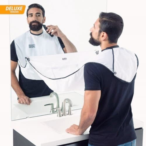 Beard King Beard Bib