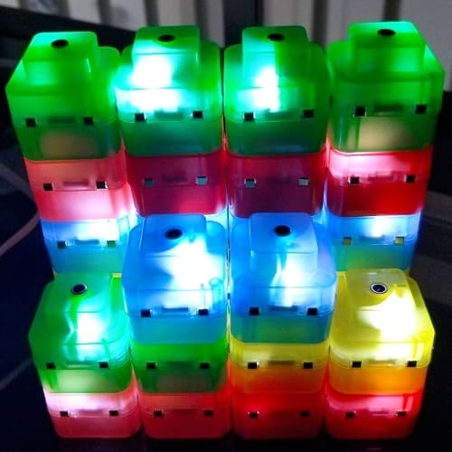 ElectroCubes Nightlight Building Set