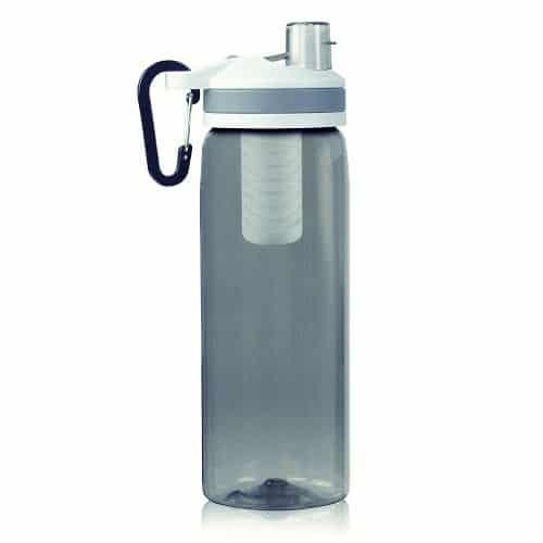 Leak-Proof Water Filter Bottle