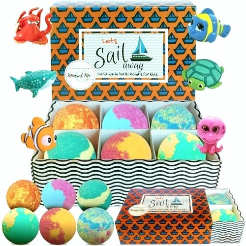 Surprise Toy Bath Bombs