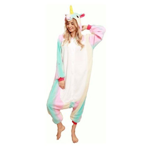 Unicorn Onesie Sleepsuit